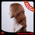 F721-20NW#30  20 inches reddish natural wave full lace wig