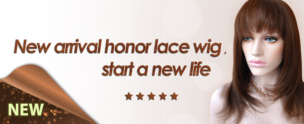 Honor Lace Wig,Meet All Your Needs.